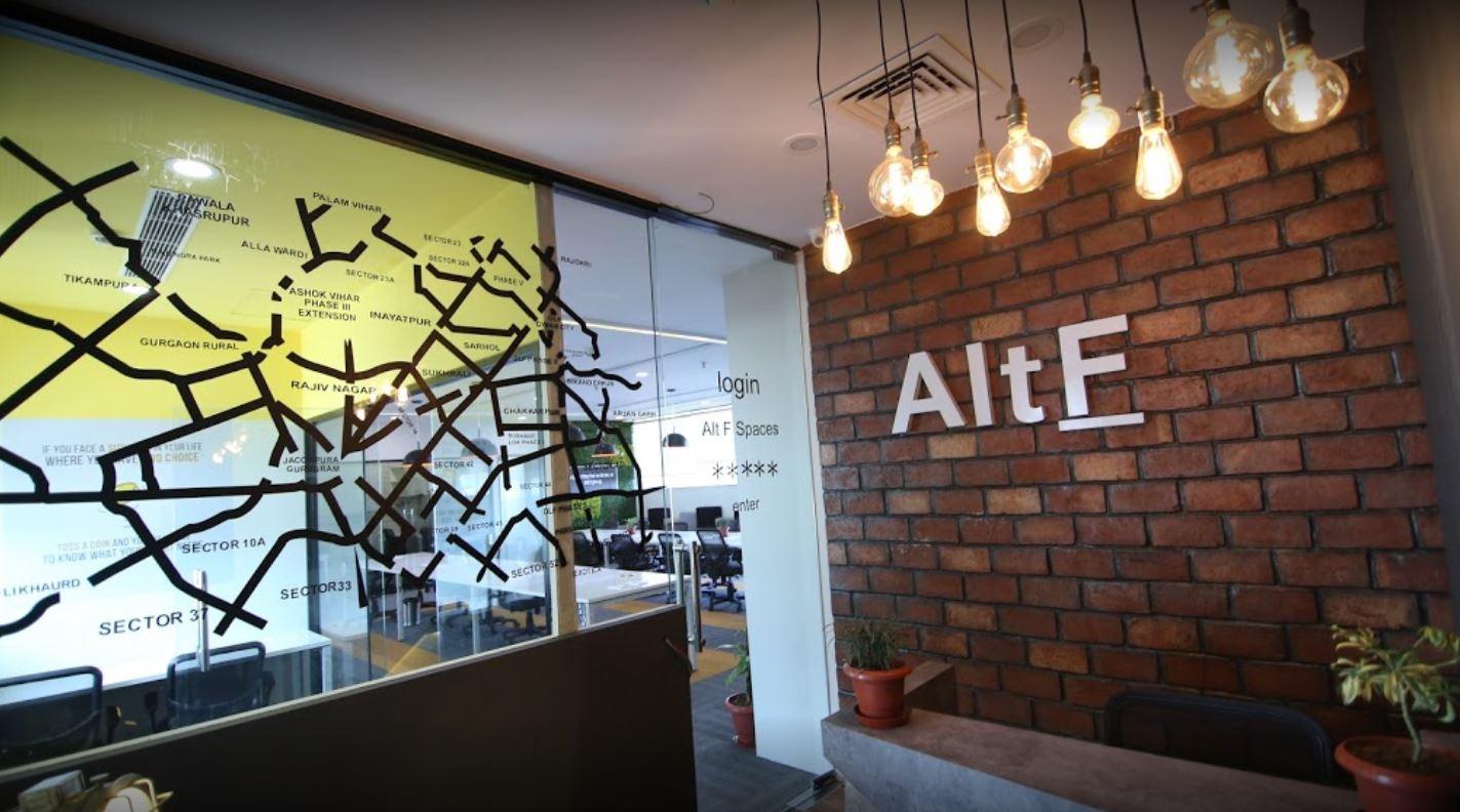 AltF Plaza Mall