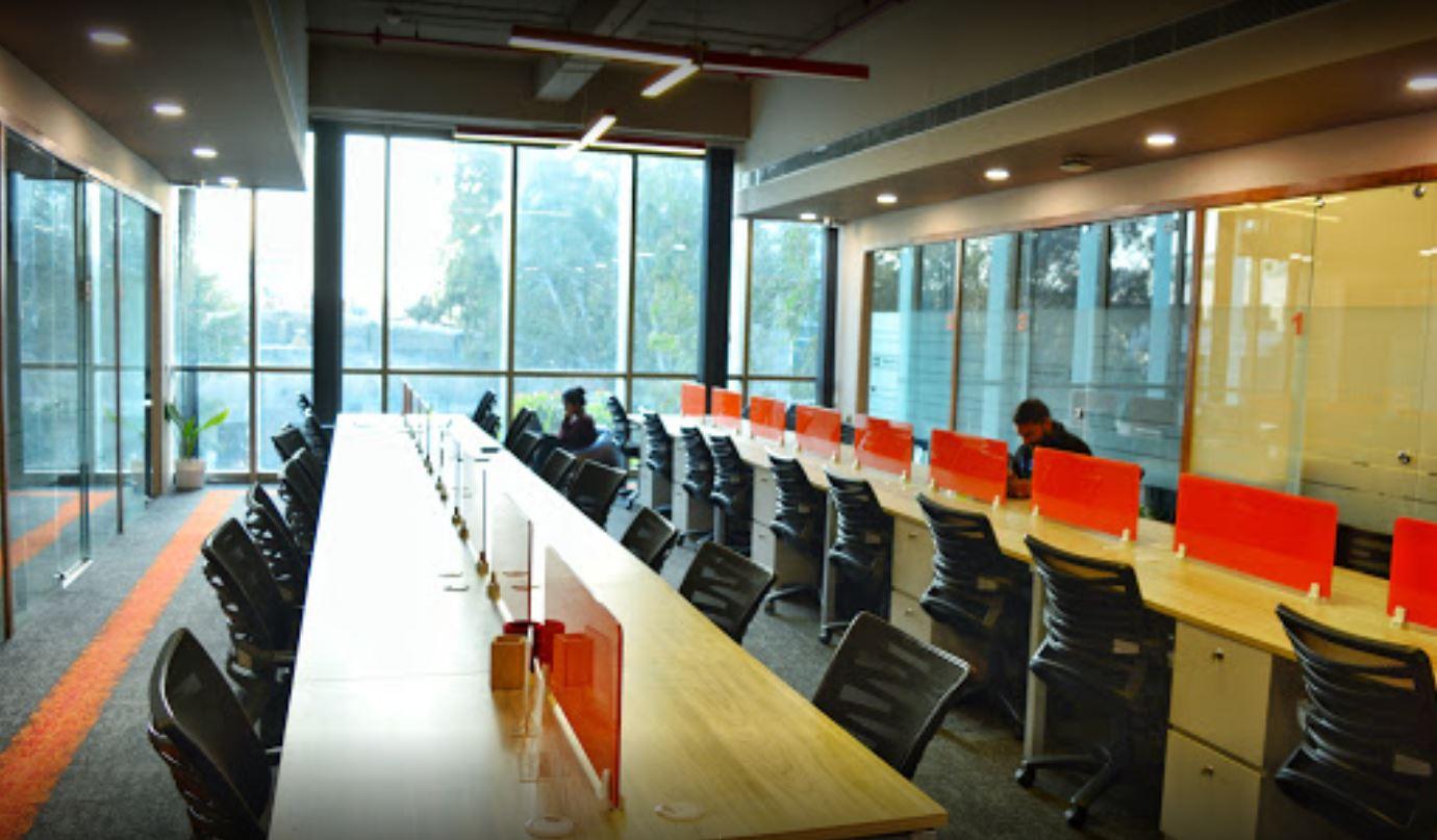 Instaoffice  Udyog Vihar Gurgaon – CLOSED