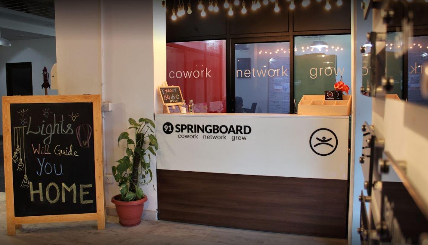91springboard Sector 18 gurugram