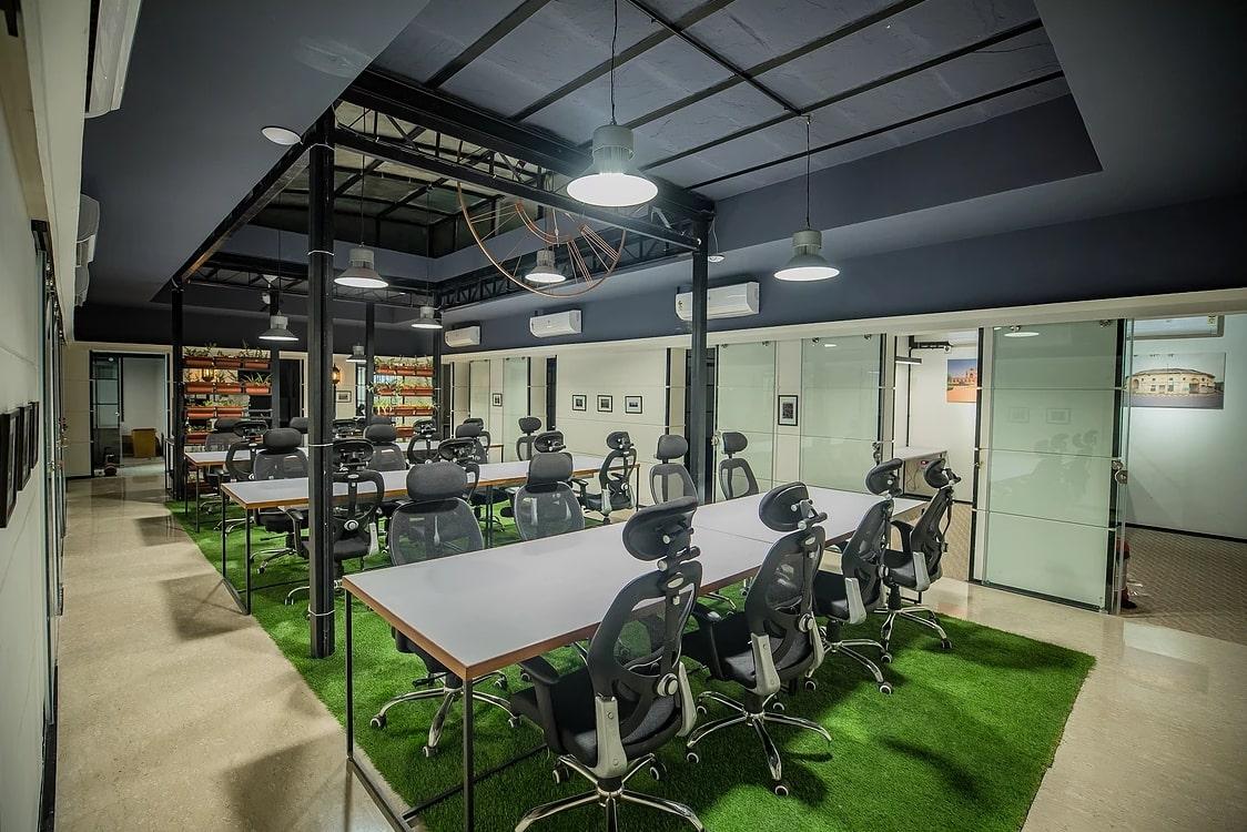 ABL Workspaces Connaught Place