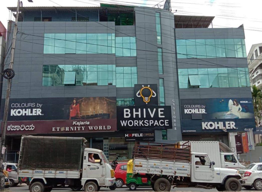 BHIVE Workspace Koramangala
