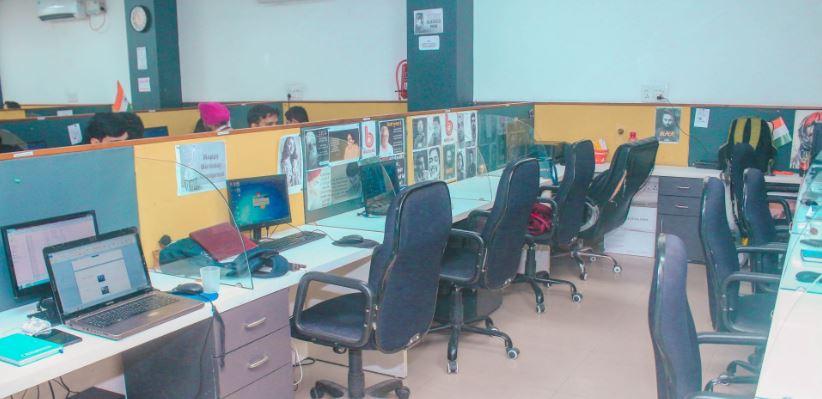 Begin Coworking Space