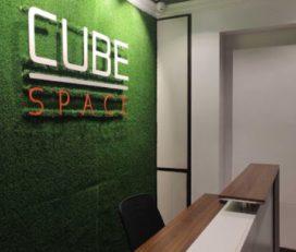 Cube Space Business Center (Nagpur)