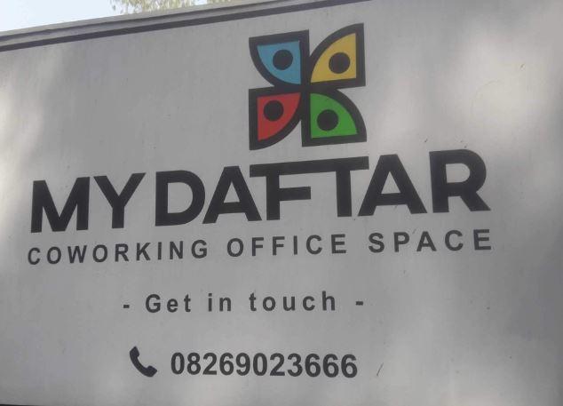 MY DAFTAR Coworking Space (Bhopal)