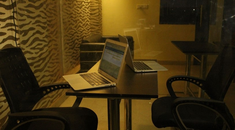 Qworky – The Coworking Space