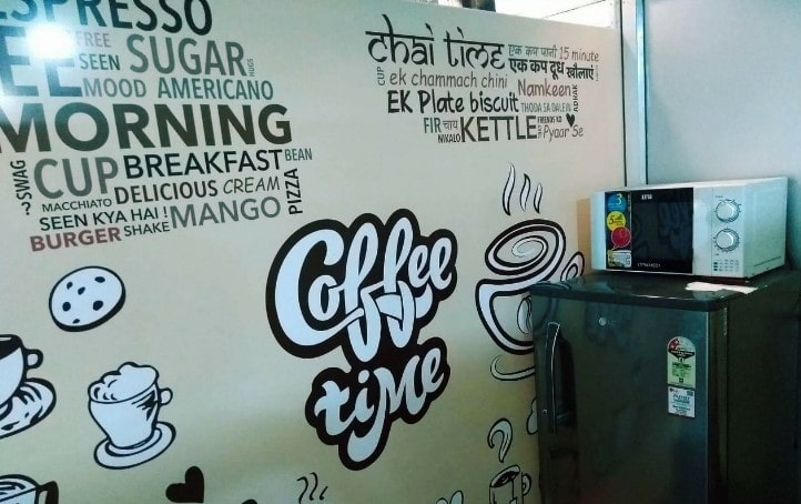 Qworky- The Coworking Space (Lucknow)