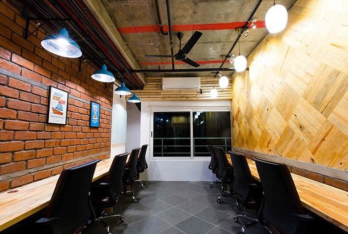 Rent A Desk – Jubilee Hills