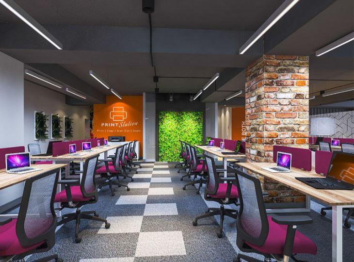 The Spacierge Coworking Space