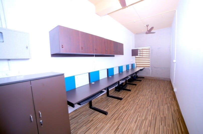 The Office At Jos Junction