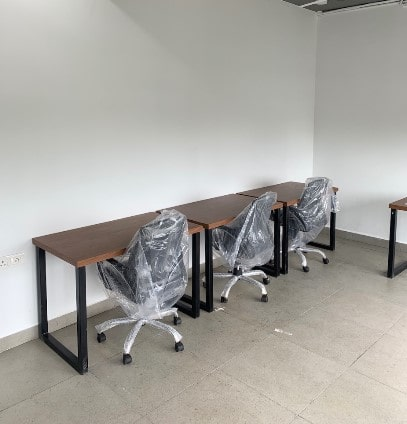 The WorkPad – Co working Space