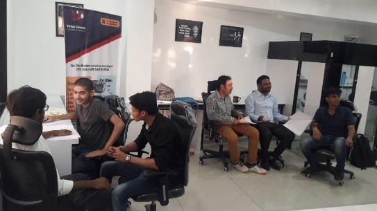 Virtual Coworks  (Indore)