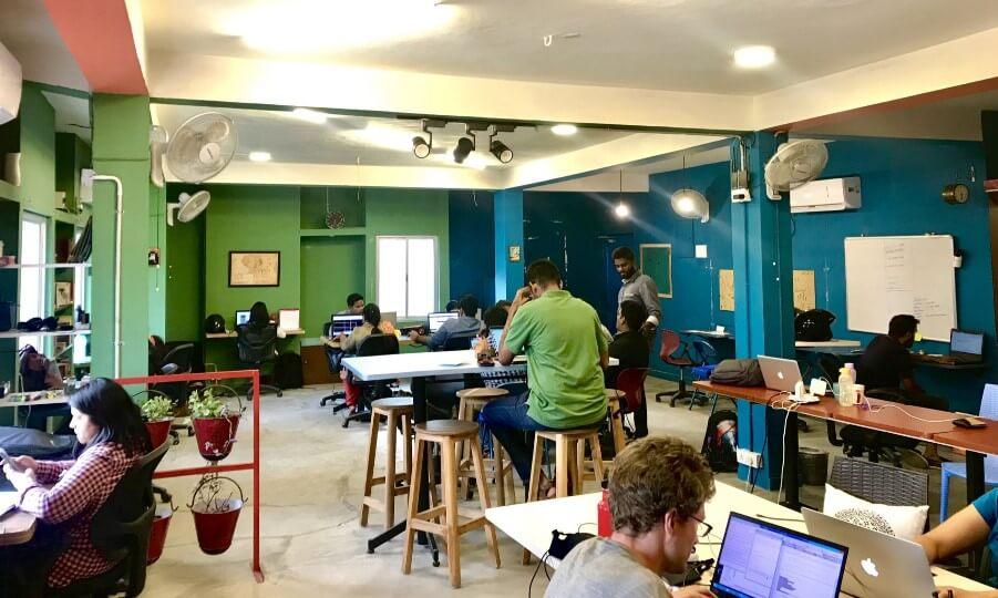 Artisans Lab – Coworking Space