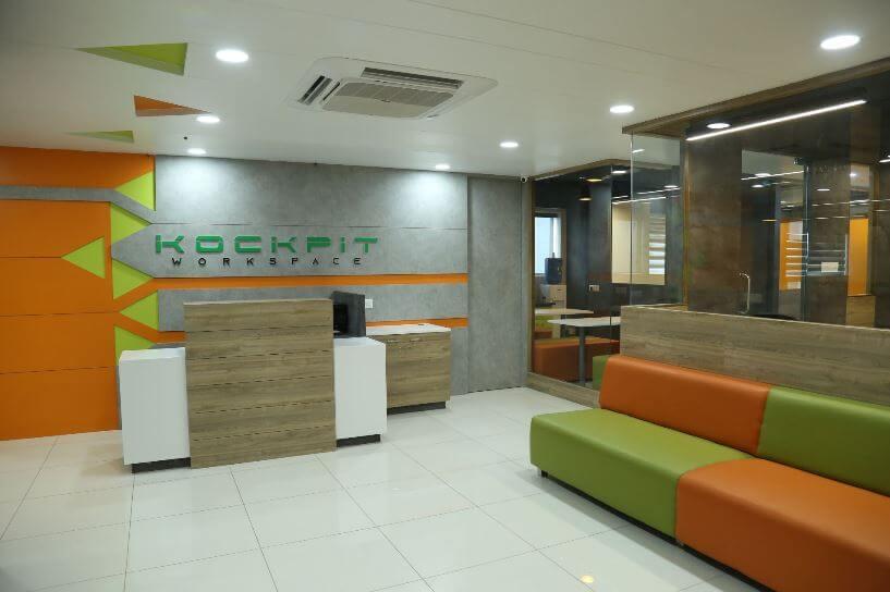 Kockpit Workspace – Coworking Space Ahmedabad