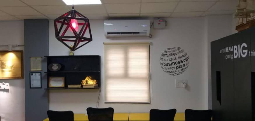 Synergi Coworking Space Noida